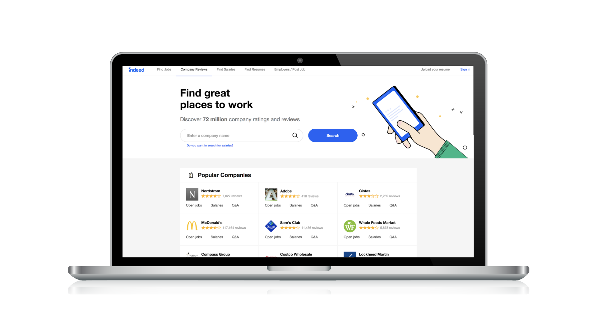 Company Pages | Indeed com
