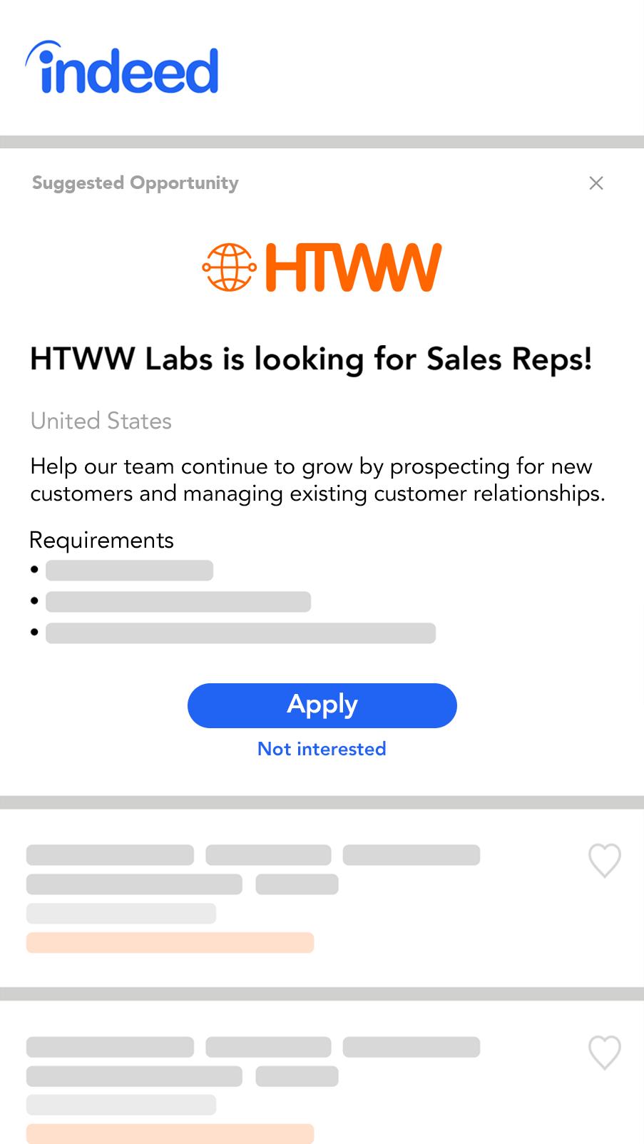 ITA Apply | Indeed com