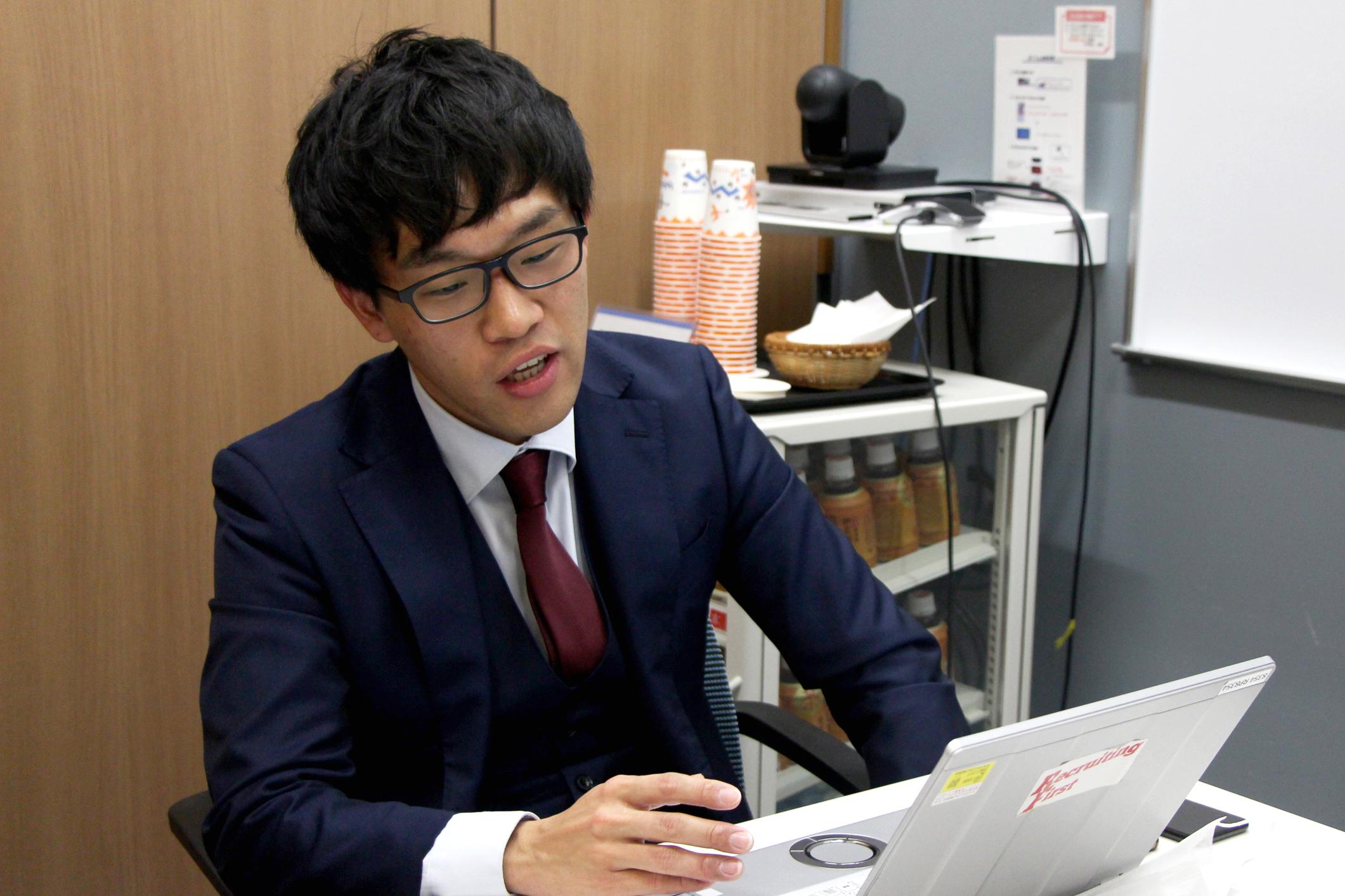 株式会社船井総合研究所 HR支援本部 シニア経営コンサルタント・宮花宙希さん
