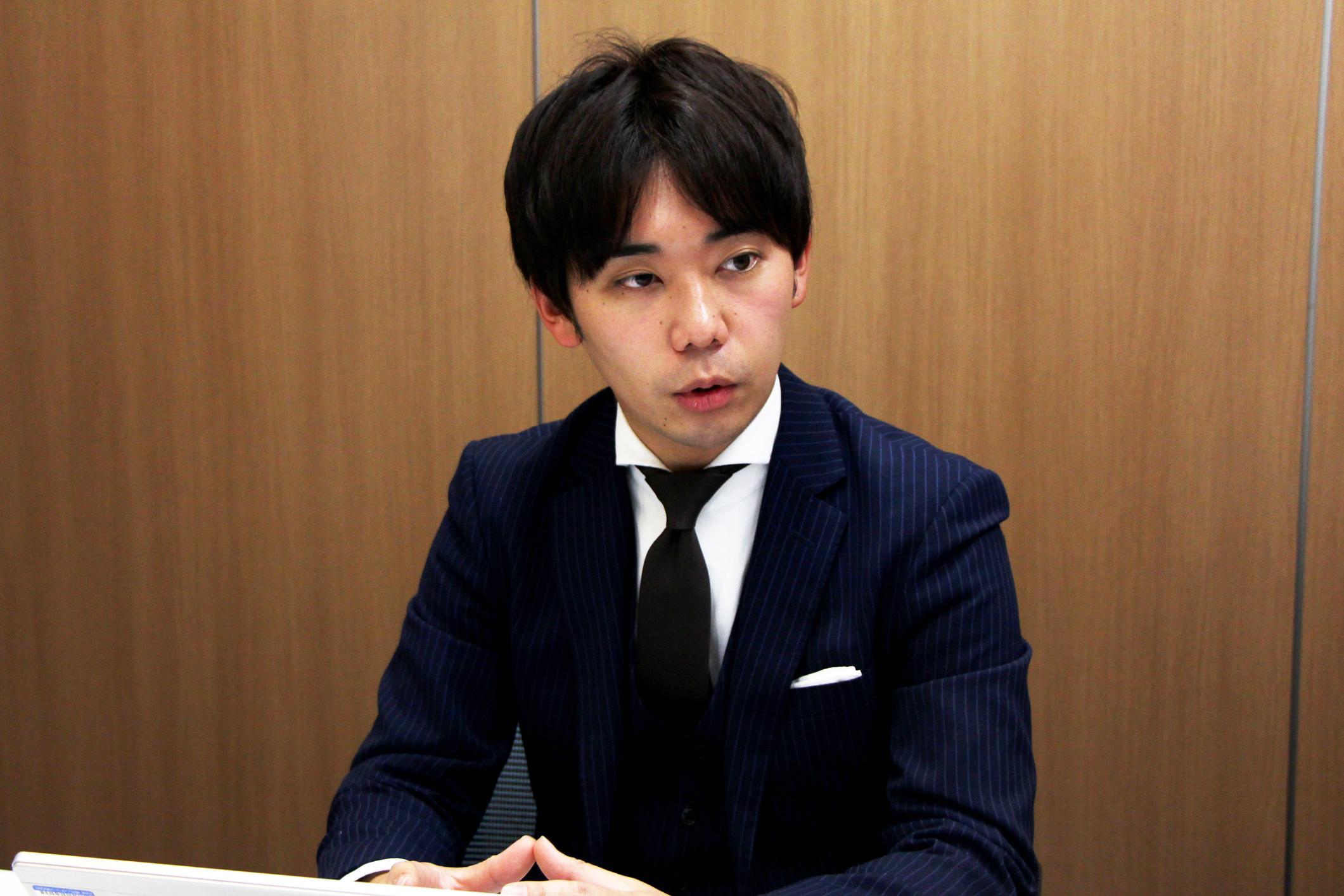 株式会社船井総合研究所 HR支援本部 シニア経営コンサルタント・植松拓海さん
