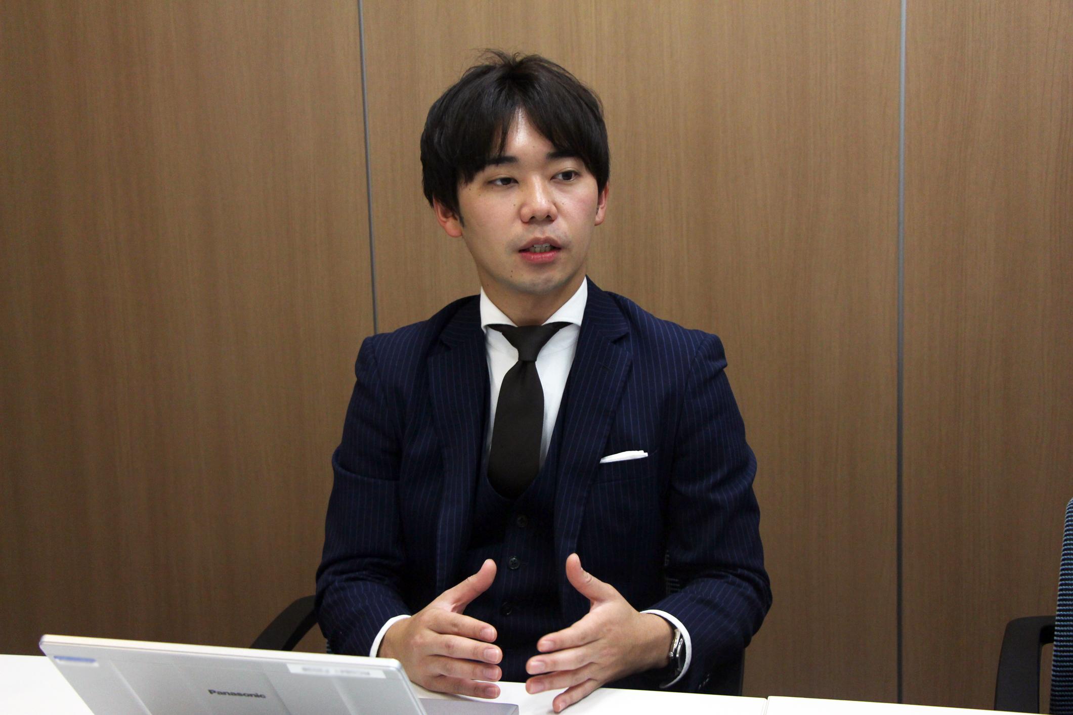 株式会社船井総合研究所 HR支援本部 シニア経営コンサルタント 植松拓海さん