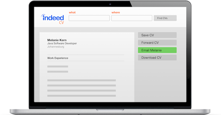 indeed cv Indeed Resume | Indeed.co.za