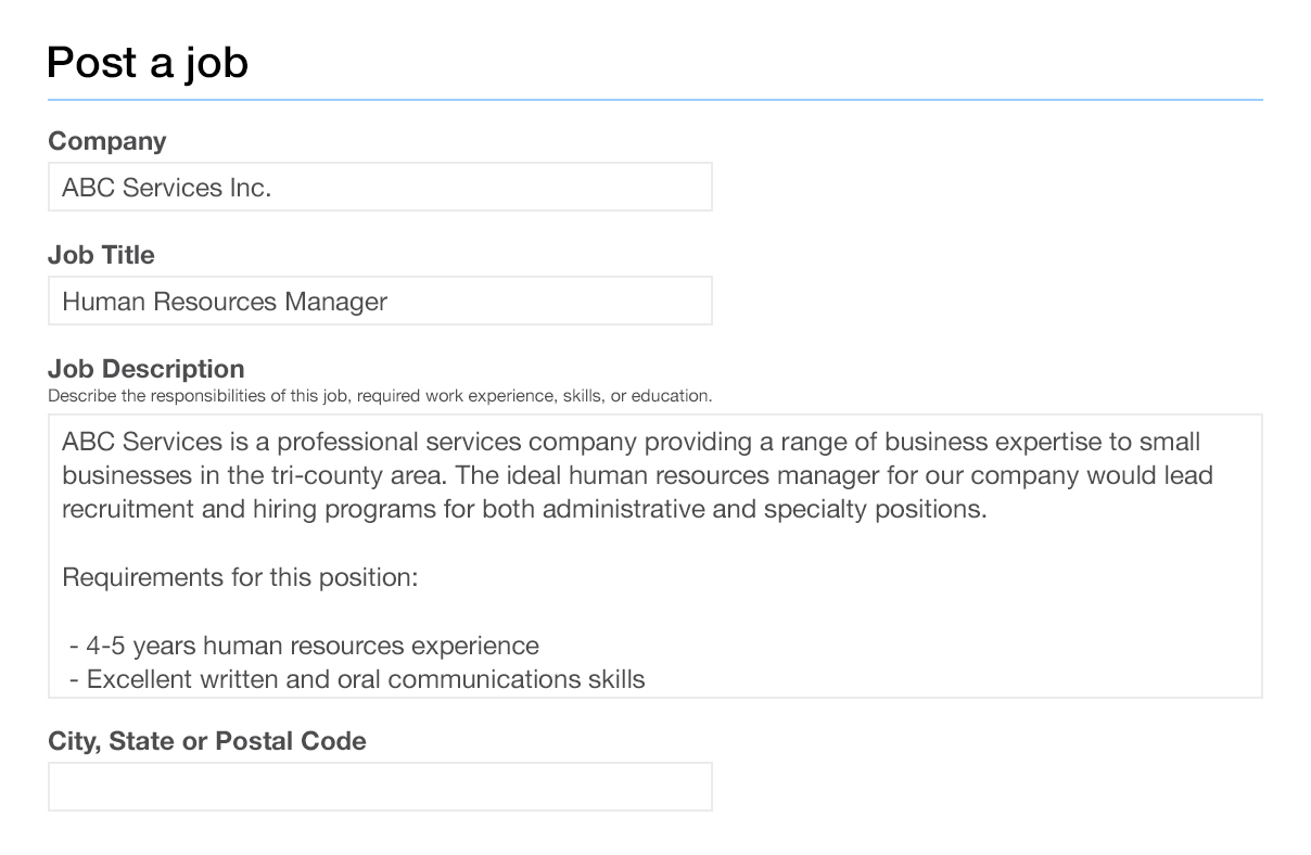 How to apply for jobs on indeed